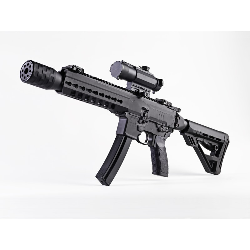 CMP9 SMG Silencer With Scope