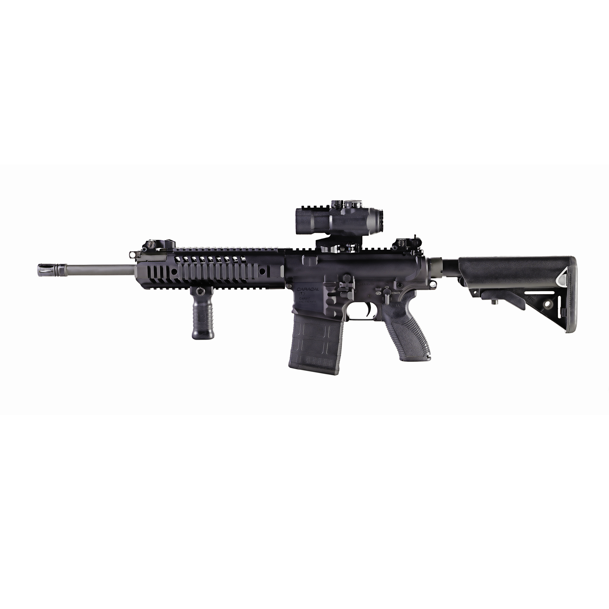 "Assault Rifle Carbine 14.5"""