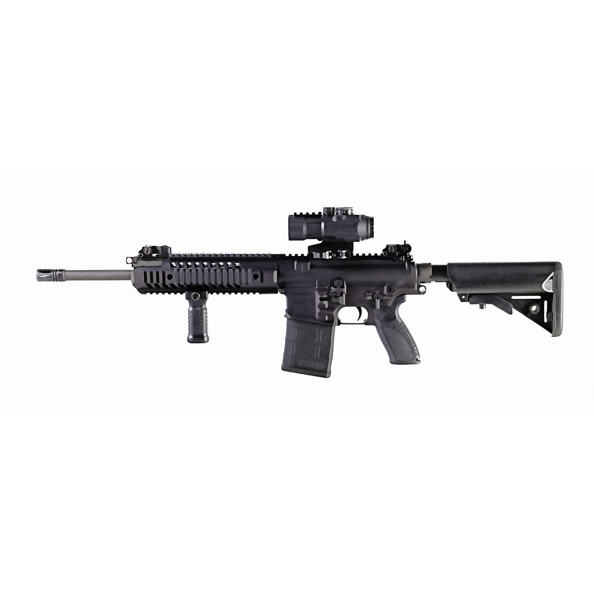 "Assault Rifle Carbine 16"""