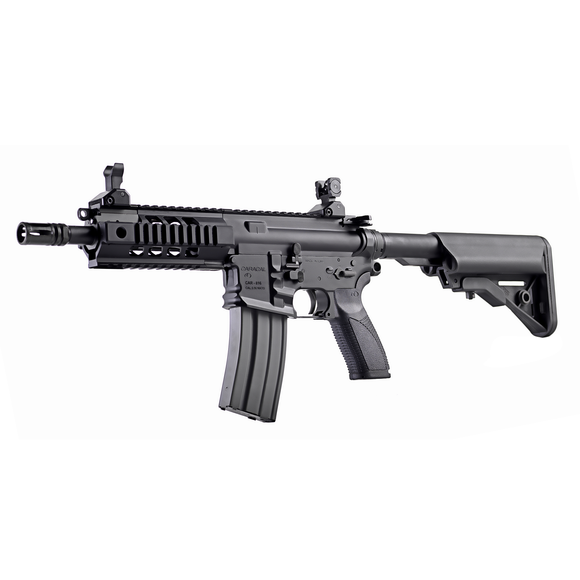 Specification Assault Rifle CAR 816 Black